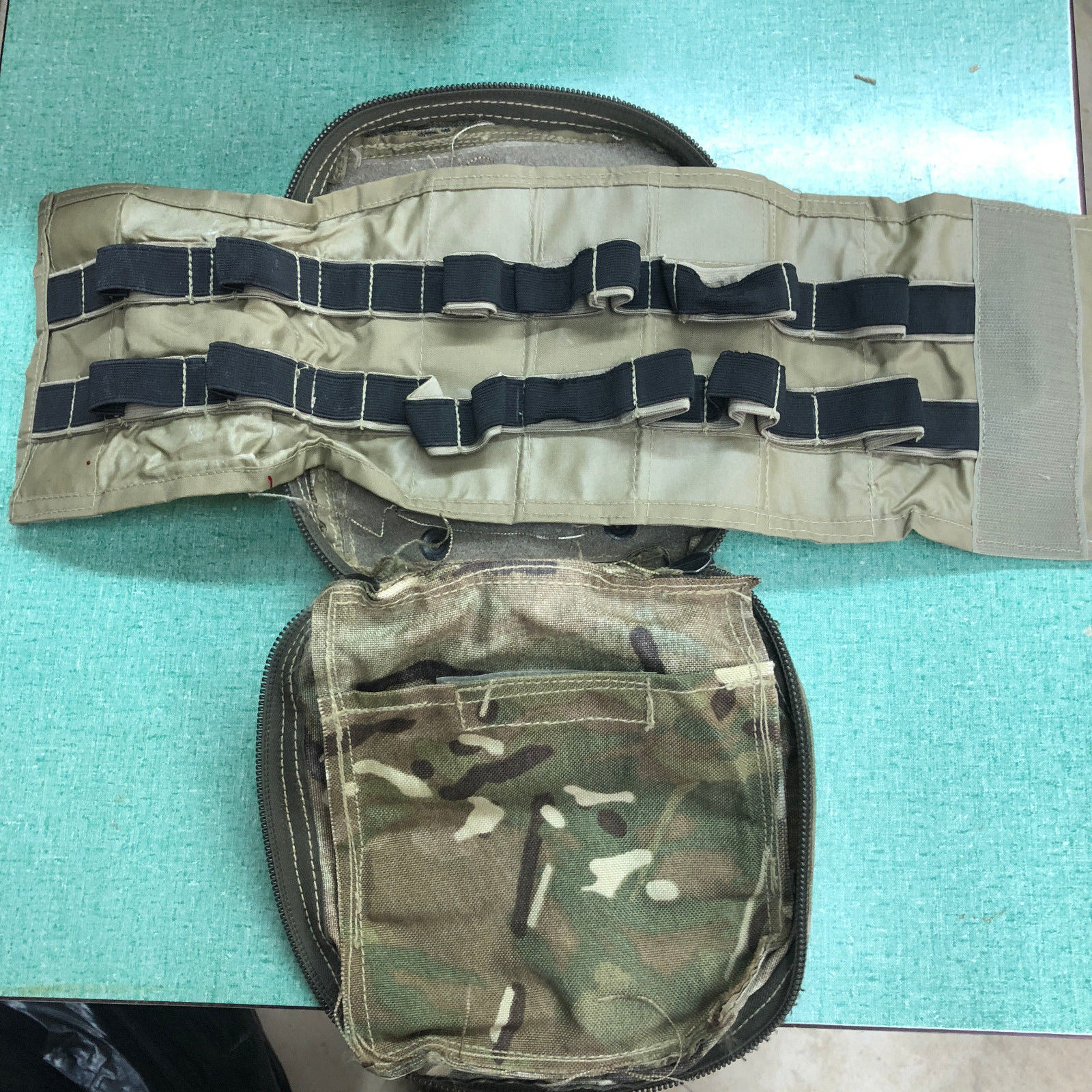 British Army Osprey IFAK MTP Pouch First Aid and 38 similar