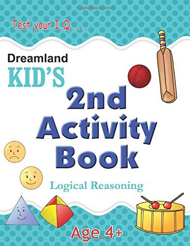 2nd Activity Book - Logic Reasoning [Paperback] [Jan 25, 2012] Dreamland Publica