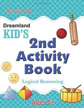 2nd Activity Book - Logic Reasoning [Paperback] [Jan 25, 2012] Dreamland... - $21.56