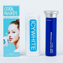 Icywhite Smart Skin Cooler Pore Tightening Cooling Face Cosmetic Massager - $28.91