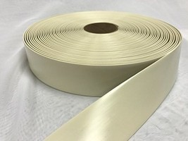 "1.5"" x 40' Ft Vinyl Patio Lawn Furniture Repair Strap Strapping - Off White - $36.37"