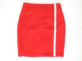 GAP Women's Reddish Red Orange Vermillion Pencil Skirt - 2 - NWT - $14.99