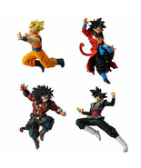 Dragon Ball Super VS Series 7 (Goku, Goku Black, SSJ4 Goku, Xenoverse Br... - $31.90