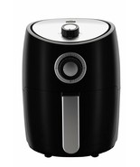 Emerald SM-AIR-1800 Compact 2 Liter Capacity Air Fryer and Recipe Book, ... - $59.39
