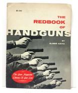 THE REDBOOK OF HANDGUNS by Elmer Keith 1961 SCARCE Magazine Library of G... - $96.26