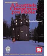 A Scottish Christmas For Fiddle/Bonnie Rideout - $10.95