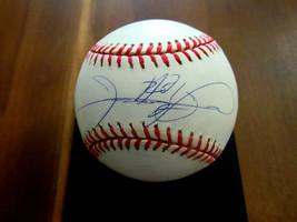 SAMMY SOSA CHICAGO CUBS 609 HOME RUNS SIGNED AUTO OML BASEBALL JSA AUTHE... - $197.99