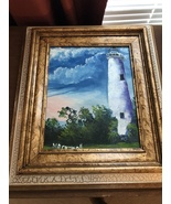 Florida Highwaymen Art - Mary Ann Carol - $2,500.00
