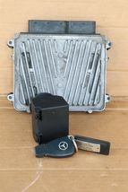 06-09 Mercedes ML350 R350 Engine Computer Ignition FOB ECU EIS ISL Combo Set  image 8