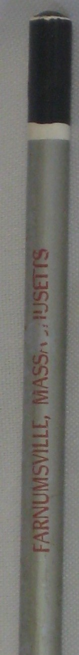 Vintage Tupper Tupperware Ordering Pencil Pre 1970's