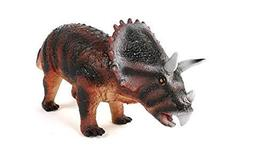 ETS Toys Large Dinosaurs Toy Triceratops Miniature Figure Figurine 18.8""