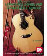 Christmas Songs For Fingerstyle Guitar/Tommy Flint - $6.99