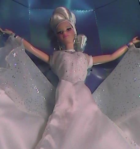 Barbie Starlight Dance 1996 5th in Designer Series Original Box with Velcro Lid
