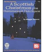 A Scottish Christmas For Hammered Dulcimer/Maggie Sansone - $8.99