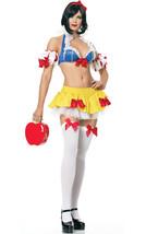 Sexy Snow Princess Costumes - $69.00