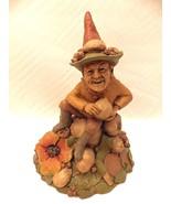 Tom Clark Gnome - Gilroy, the King of Garlic, rare piece - edition #30 - $74.25