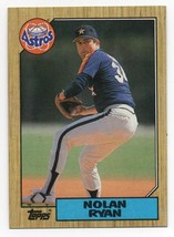 1987 TOPPS #757 NOLAN RYAN - ASTROS - NM-MT - $1.25