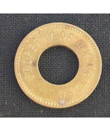 O.K.Vender Token Pièce de Monnaie Vtg - $7.86