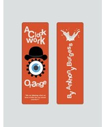 A Clockwork Orange by Anthony Burgess Bookmark - $6.99