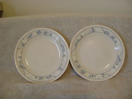 """Corelle First of Spring lot of 2 Salad Plates 6.75""""  - $8.99"""