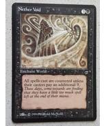 Mtg Magic Proxy 1x Nether Void Commander Blackcore - $5.40