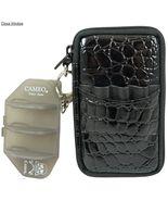 L-Style Colors Dart Case - Croc Black Darts Rings Flights Dart Shaft - $40.00