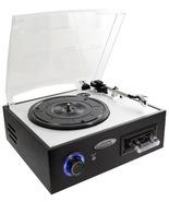 PYLE RETRO STYLE CLASSIC LOOK VINYL RECORD PLAY... - $109.88