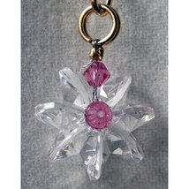 Miniature Clear Crystal Daisy image 6