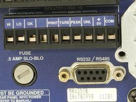 DAYTRONIC MODEL 3570 STRAIN GAGE PANEL METER image 3