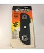 "Black and Decker 7 1/2"" Heavy Duty Edger Blade EB-007 NEW SEALED - $13.65"