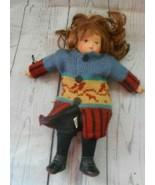 """Springford Female Porcelain Doll 10"""" - $13.96"""