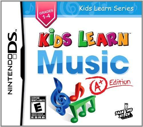 Kids Learn Music: A+ Edition - Nintendo DS [Nintendo DS]