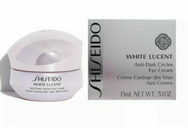 Shiseido White Lucent Anti-Dark Circles Eye Cream for Unisex, 0.53 oz - ... - $33.20