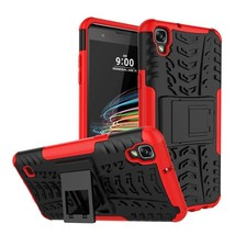 And protective case for lg x style tribute hd ls676 volt 3 ls755 red p20161030145120623 thumb200