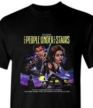 The People Under the Stairs T-Shirt cover art retro 90's Wes Craven horror movie image 2