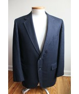 Hickey Freeman 42 Gray Wool Pinstripe Two-Button Blazer M. Epstein - $25.65