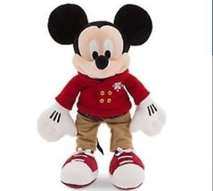Official ,Disney, Mickey ,Mouse, Medium, Festive ,plush,40cm,toy,girls,b... - $30.43