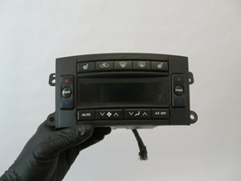 #4119H CADILLAC CTS 05 06 OEM DASH TEMP AC HEAT AIR CLIMATE CONTROL SWITCH - $6.00