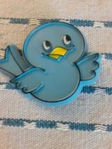 PRE-OWNED Vintage 1975 Plastic Hallmark Bluebird Pin - $9.41