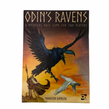ODIN'S RAVENS Mythical Race Card Game for 2 Players Thorsten Gimmler Osp... - $29.69