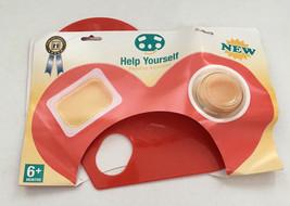 help yourself heart shape baby  feeding tray  - $12.17