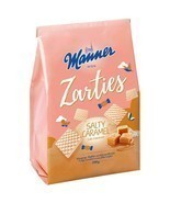 Manner Neapolitan cookies: WAFER Salted Caramel 200g-FREE US SHIPPING - $13.85