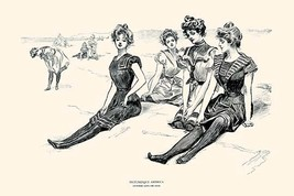 Picturesque America by Charles Dana Gibson #2 - Art Print - $19.99+