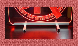 Aluminum Sign Stand for LED Signs image 2
