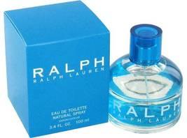 Ralph Lauren Ralph Perfume 3.4 Oz Eau De Toilette Spray image 1