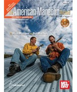 American Mandolin Method Vol 2/Book w/CD set/In... - $25.99