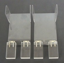 LOT OF 2 NEW GENERIC CTX298A PROTECTIVE COVERS QA 3, LEXAN, CLEAR