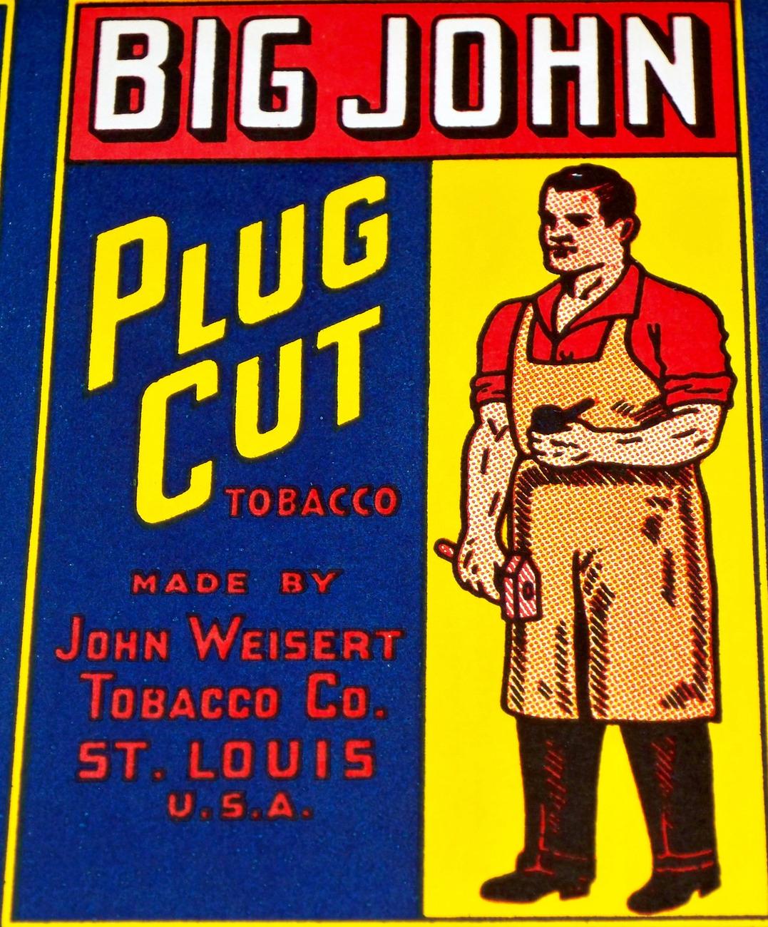Big john tobacco label large 002