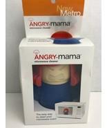 NewMetro - Angry Mama Microwave Cleaner - Blue Base - $15.83