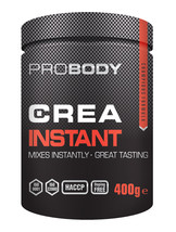 CREA INSTANT ProBODY 400g Orange Flavor Creatine Monohydrate Instant Power  - $21.06